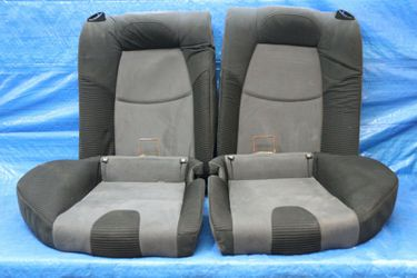 ✅ 2006 Mazda RX8 RX-8 04-08 Rear Seats Cloth OEM Left Right Set 04 05 06 07 08 for Sale in Pembroke Pines,  FL