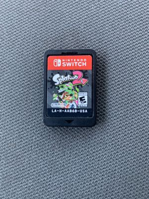 Nintendo Switch splatoon 2 game for Sale in Los Angeles, CA