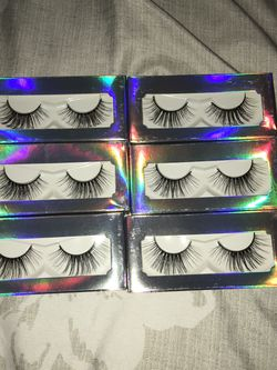 25mm) 3D MINK LASHES for Sale in Apple Valley,  CA