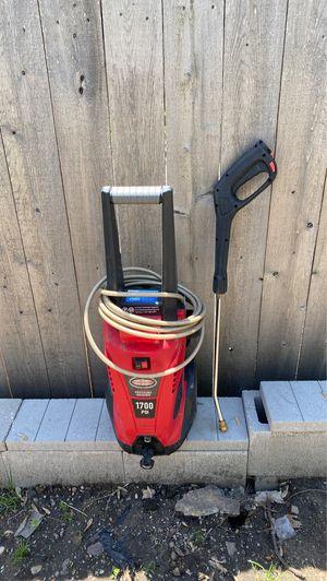 Simpson electric pressure washer for Sale in Joliet, IL