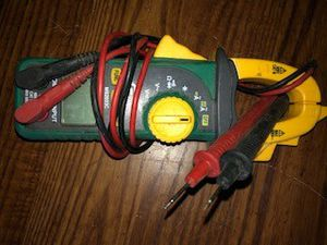 Clamp on meter for Sale in White Hall, WV