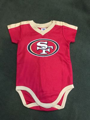 SF 3-6 month Jersey for Sale in CA, US