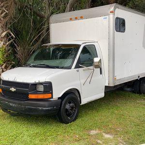 Chevy Box Truck for Sale in Bradenton, FL