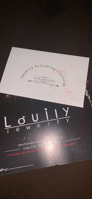 Louilly rings size 9 brand new for Sale in Fort McDowell, AZ