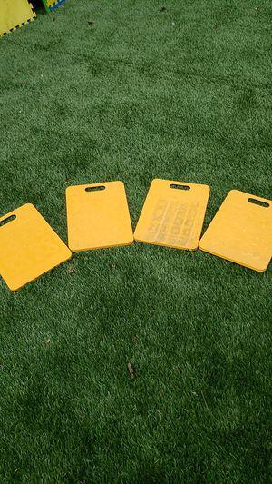 RV Jack Pads - set of 4 for Sale in Black Diamond, WA
