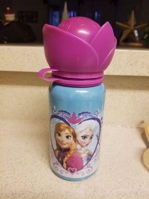 Disney Frozen Aluminum Water Bottle for Sale in Brandon, FL