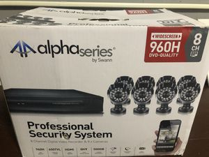 Alpha Series Swann Professional Security Cameras for Sale in Redwood City, CA
