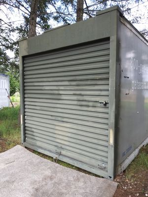 Storage container for Sale in Tacoma, WA