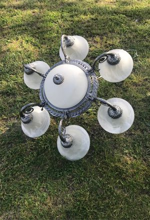 Large Chandelier 6+1 for Sale in Hammonton, NJ