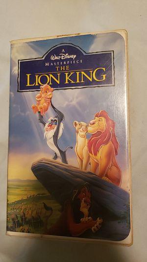 Walt Disney Lion King for Sale in Tacoma, WA