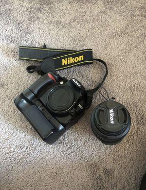 Nikon D3100 bundle for Sale in San Bernardino, CA