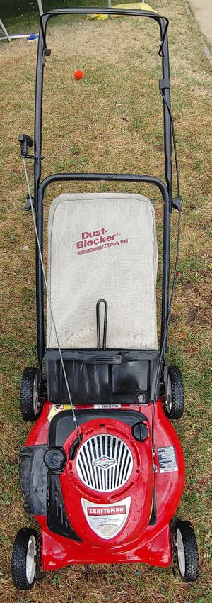 Craftsman Gold Edition 6.25HP Lawn Mower for Sale in Englewood, CO