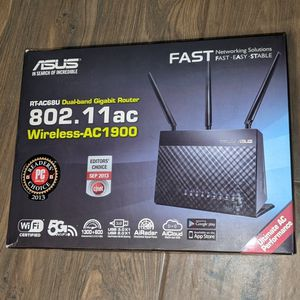 Asus RT-AC68U - AC-1900 Wireless Router for Sale in Tempe, AZ