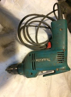 "Makita 3/8"" electric drill for Sale in Cottage Grove, WI"