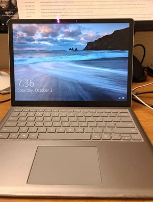 Like New Surface Laptop for Sale in El Cajon, CA