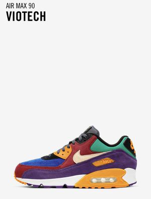 Nike Air Max 90 Viotech Size 10 mens for Sale in Frederick, MD
