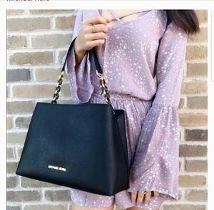 Michael Kors Portia black bag new with tag for Sale in Murfreesboro, TN