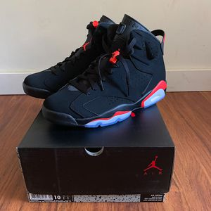 NIKE AIR JORDAN VI INFRARED *BRAND NEW* for Sale in Seattle, WA