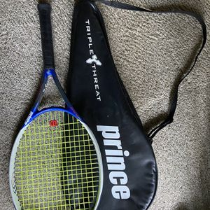 Tennis Racket & Carry Bag for Sale in Los Angeles, CA