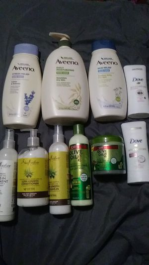 Personal care pack for Sale in Stockton, CA