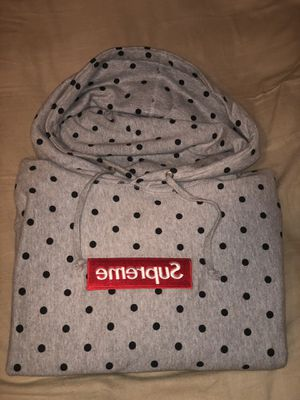 Supreme box logo hoodie for Sale in Crowley, TX