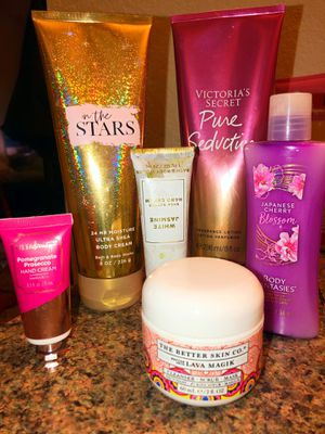 Lotion/Body wash/ Face mask bundle! for Sale in Redmond, WA