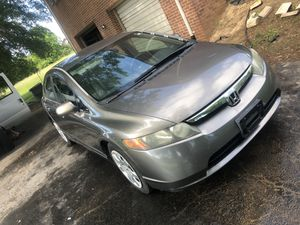 2006 Honda Civic 4D Sedan for Sale in Fredericksburg, VA