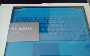 Microsoft Surface Type Cover 2 - Cyan for Sale in Spring Valley, CA