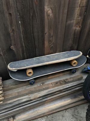 2 Skateboards for Sale in Fresno, CA