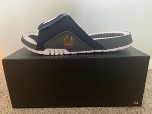 Jordan hydro 13 slides retro flint sz 10 for Sale in Clinton Township, MI