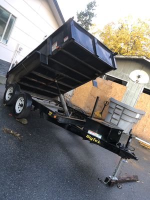 Dump trailer 6x10 for Sale in Renton, WA