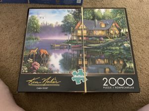 2000 piece puzzles for Sale in Graham, WA