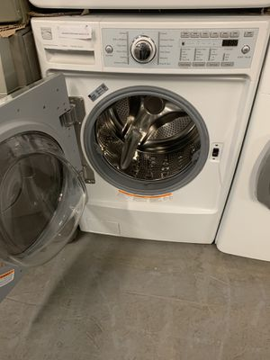Kenmore front load washer in excellent condition with 6 months warranty for Sale in Baltimore, MD
