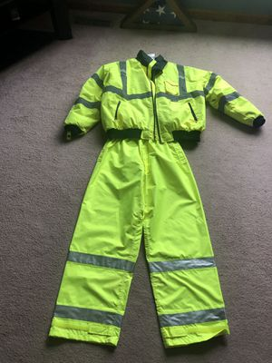 High viz jacket and pants set for Sale in Cheshire, CT