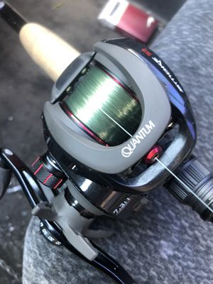 quantum smoke s3 and st croix mojo bass brand new $250 obo for Sale in Boise, ID
