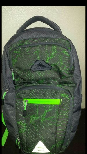High Sierra Hiking Backpack for Sale in Fontana, CA