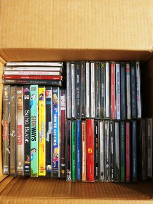 Various Classic R&B CD's/ DVD's for Sale in Bladensburg, MD