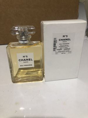 CHANEL N°5 EAU PREMIERE EAU DE PARFUM 3.4oz w/ Tester Box (BRAND NEW) 100% AUTHENTIC! READY TO SHIP! WOMEN FRAGRANCE PERFUME (RETAIL $135) for Sale in Philadelphia, PA