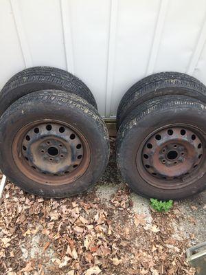 Tires and rims for Sale in Bristol, VA