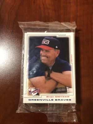 Greenville Braves baseball cards for Sale in Greer, SC