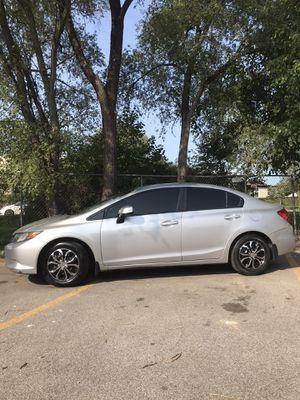 2012 Honda Civic 94 millas for Sale in Des Plaines, IL