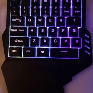 One Handed Gaming Keyboard for Sale in Palm Springs, CA