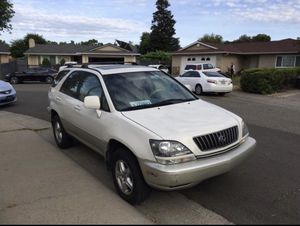 2001 Lexus RX 300 current tags for Sale in Dixon, CA