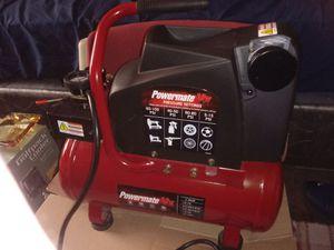 3 Gallon Air Compressor Like New!! (Powermate VX) for Sale in Saint Paul, MN