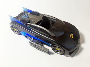 Batman Batmobile w/ lights & sounds 2004 Mattel for Sale in Concord, CA