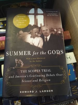 Summer for the gods book for Sale in Greenville, SC