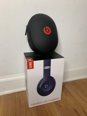 Beats Studio 3 Wireless Headphones Mint Condition for Sale in North Charleston, SC