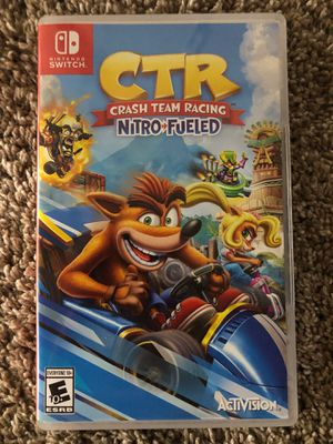 CTR Crash team racing for Sale in Baldwin Park, CA