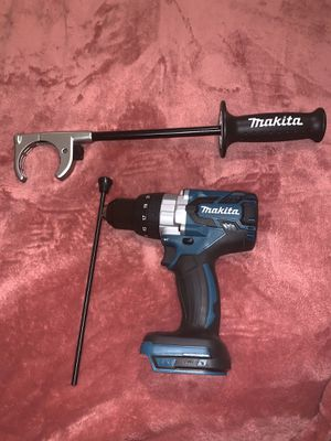 Makita 18-Volt LXT Lithium-Ion Brushless Cordless 1/2 in. XPT Hammer Drill/Driver (Tool-Only) NO BATTERY NO CHARGER for Sale in Dallas, TX