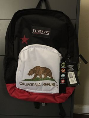 California Backpack Jansport for Sale in Anaheim, CA